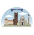 Verona vector image vector image