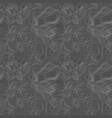 seamless pattern topographic map background with vector image vector image