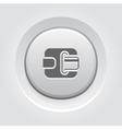 Modern Flat Digital Wallet concept vector image vector image