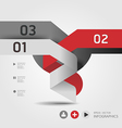 Modern design template used for number banner vector | Price: 1 Credit (USD $1)