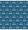 Seamless pattern with anchors and text vector image