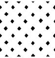 Black and white diamond shape hand drawn simple vector image