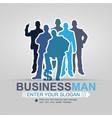 concept businessman affair background 2015 vector image