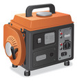 home power generator vector image vector image