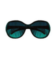 realistic of sunglasses vector image vector image