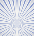 Background with Blue Sun Rays vector image
