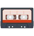 Cassette vector image