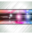 abstract background for business card or brochures vector image