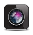 Color photo camera icon vector | Price: 3 Credits (USD $3)