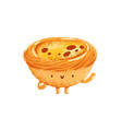 pasteis vector image vector image