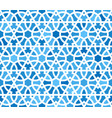 arabic seamless patterns pattern fills oriental vector image vector image