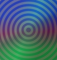 Blue and green metallic background design vector image vector image