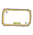 comic cartoon old frame vector image vector image