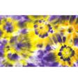 tie dye shibori pattern watercolour abstract vector image vector image