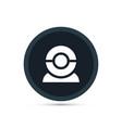 web cam icon simple vector image