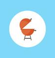 barbecue icon sign symbol vector image vector image