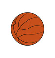 Sport basketball ball