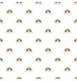 trendy speedometer pattern seamless vector image