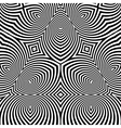 Pattern With Optical Abstract Background