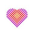 heart icon love symbol vector image