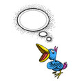 singing bird-100 vector image vector image
