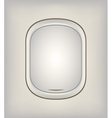 Window Airplane 07 vector image