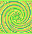swirling backdrop spiral surface with space for vector image vector image