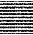 grunge horizontal lines seamless pattern vector image vector image