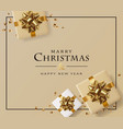 christmas background xmas sale holiday vector image vector image