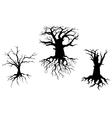 Dead trees for ecology design vector | Price: 1 Credit (USD $1)