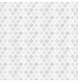 Seamless pattern of rhombs in sketch style vector image vector image