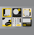 set new arrival banners or templates vector image