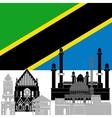 United Republic of Tanzania vector image