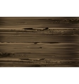 old wood texture vector image