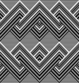 Black and white pattern by lines vector | Price: 1 Credit (USD $1)