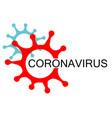 covid19-19 coronavirus concept design logo