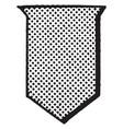 or shield metal are escutcheon emblazoned vector image vector image