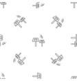 Solar panel pattern seamless