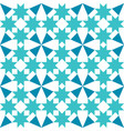 moroccan tiles design geometric seamless pattern vector image vector image