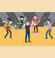 musicians jazz band vector image