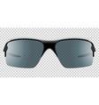 sun glasses realistic vector image