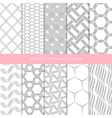 abstract patterns background for web vector image vector image