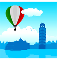 Air Balloon vector image