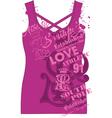stock tshirt design vector image vector image