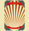 american fourth of july banners vector image
