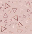 rose gold abstract background for design vector image vector image