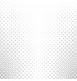 monochrome square pattern background - geometric vector image vector image