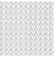Seamless pattern of curves in sketch style vector image vector image