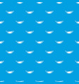 fresh cucumber pattern seamless blue vector image vector image