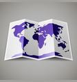 map world vector image